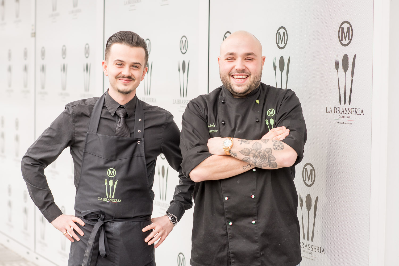 La-Brasseria-Da-Maura-Trattoria-Tradizionale-Italiana-Edegem-chefs