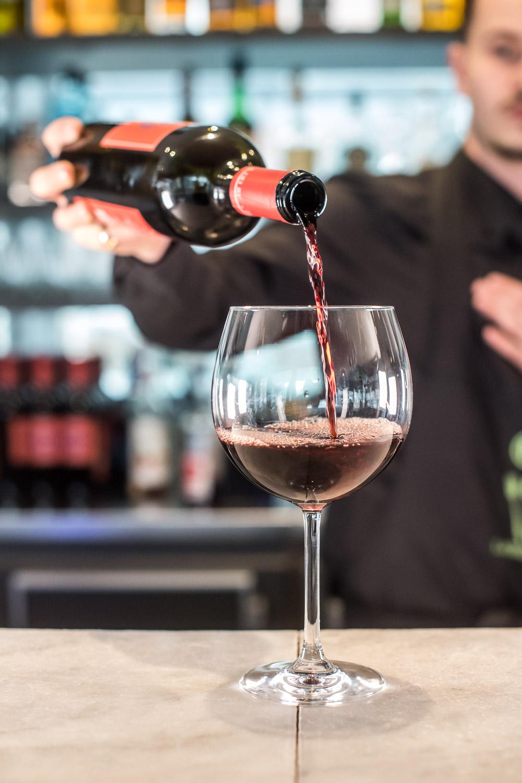 La-Brasseria-Da-Maura-Trattoria-Tradizionale-Italiana-Edegem-vino-time